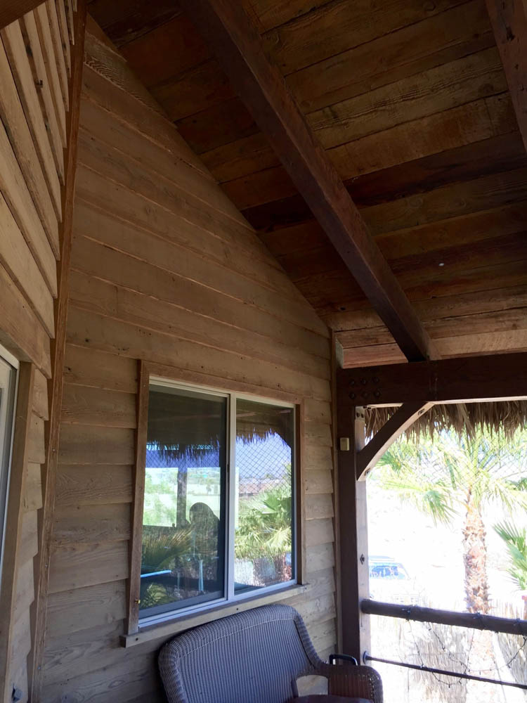 Rustic Reclaimed Exterior Siding Beveled Shiplap