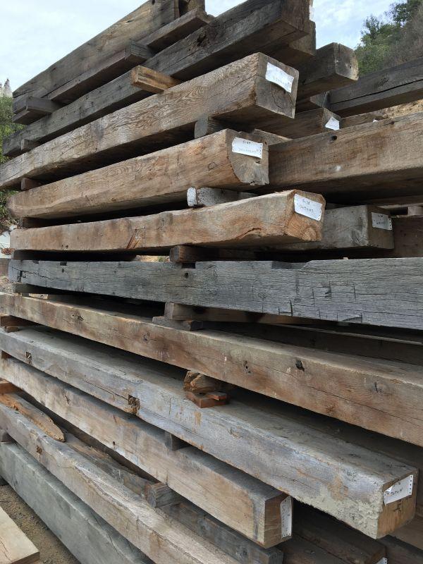 Barn Wood Beams For Sale - BARN