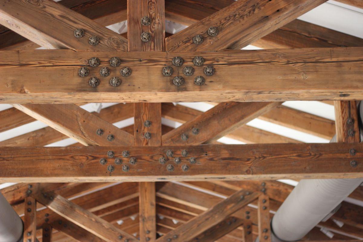 Prefab Trusses - Vintage Timberworks