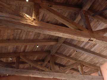 custom milled reclaimed wood