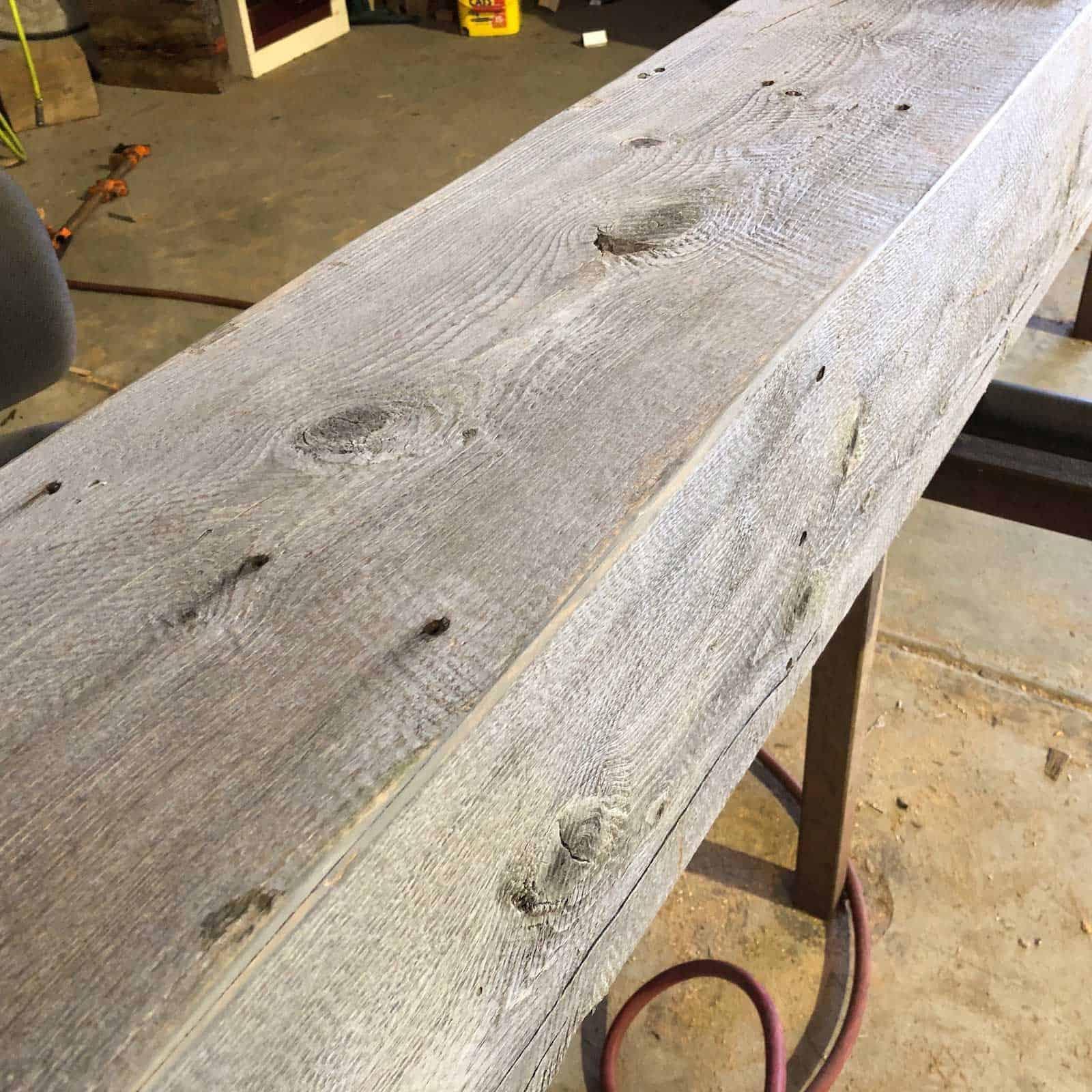 Gray board box beam - Box Beam Fabrication