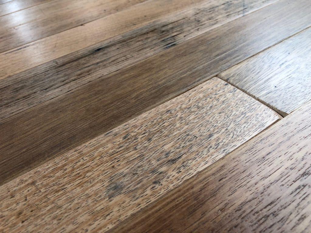 Reclaimed wood flooring vintage timberworks reclaimed tassie oak flooring  detail marialoaizafo Gallery