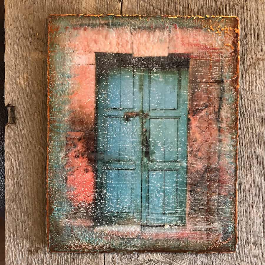 peacewaters reclaimed wood art