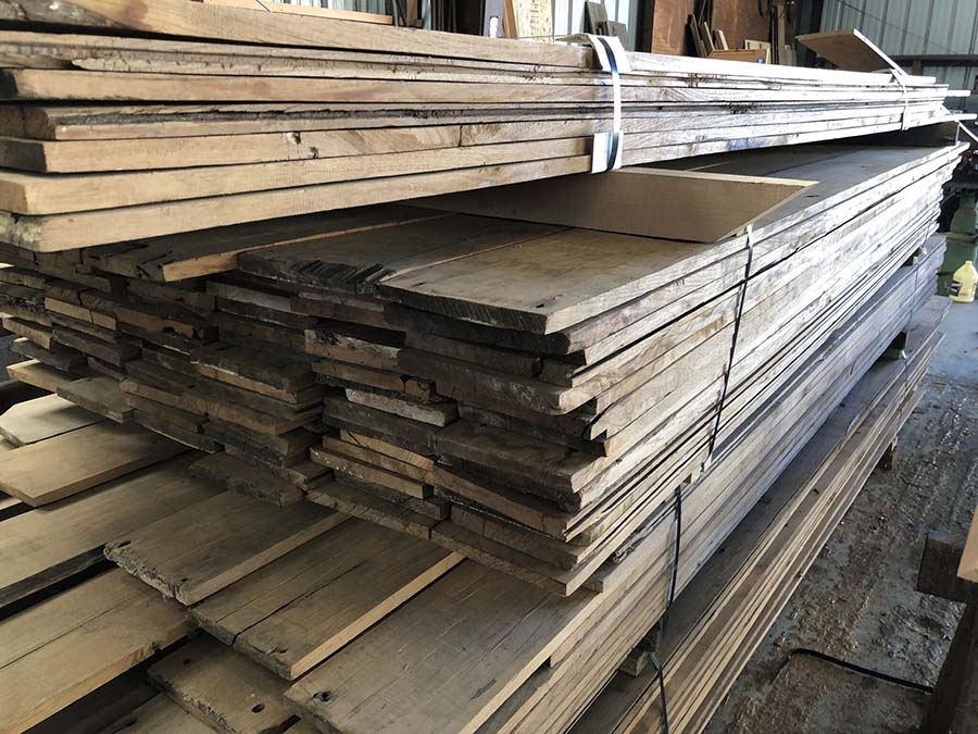 Reclaimed teak decking 1x6 and 1x8 preview - Reclaimed Teak Siding