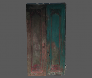 Antique Indonesian Doors