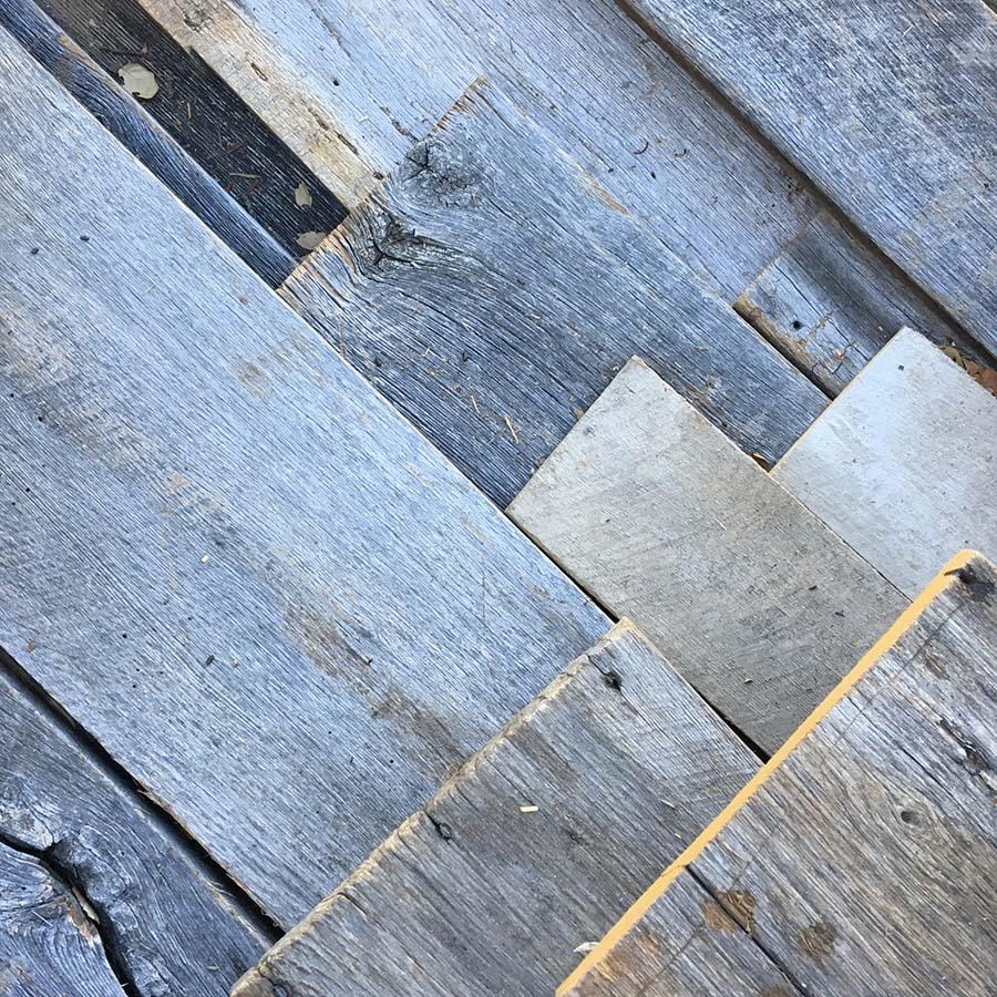 as is gray barn oak - Reclaimed Planking Barn Oak