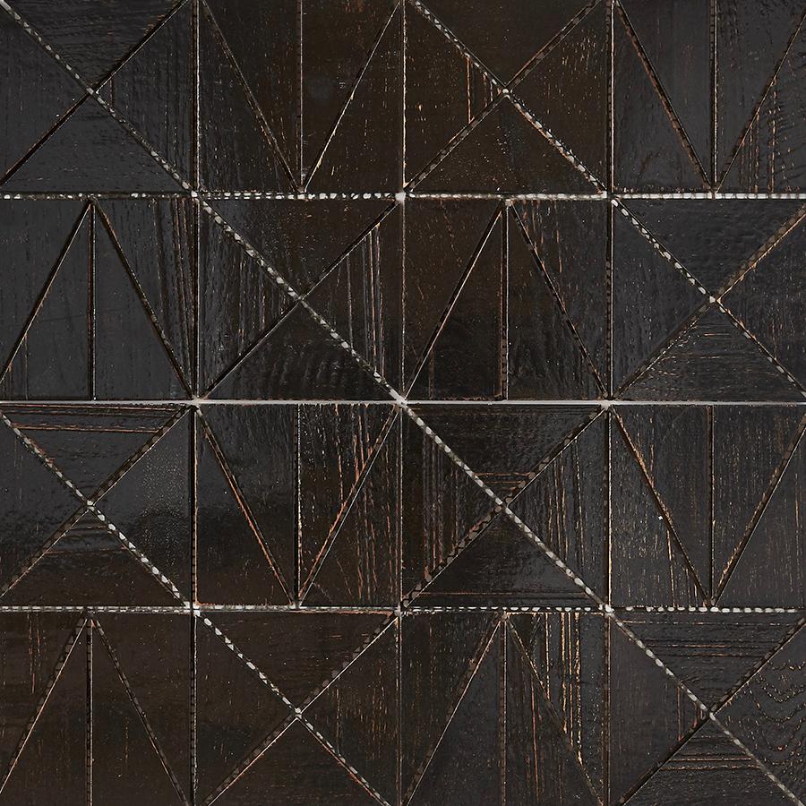 black resin finish 6 - Teak Tile - Rune