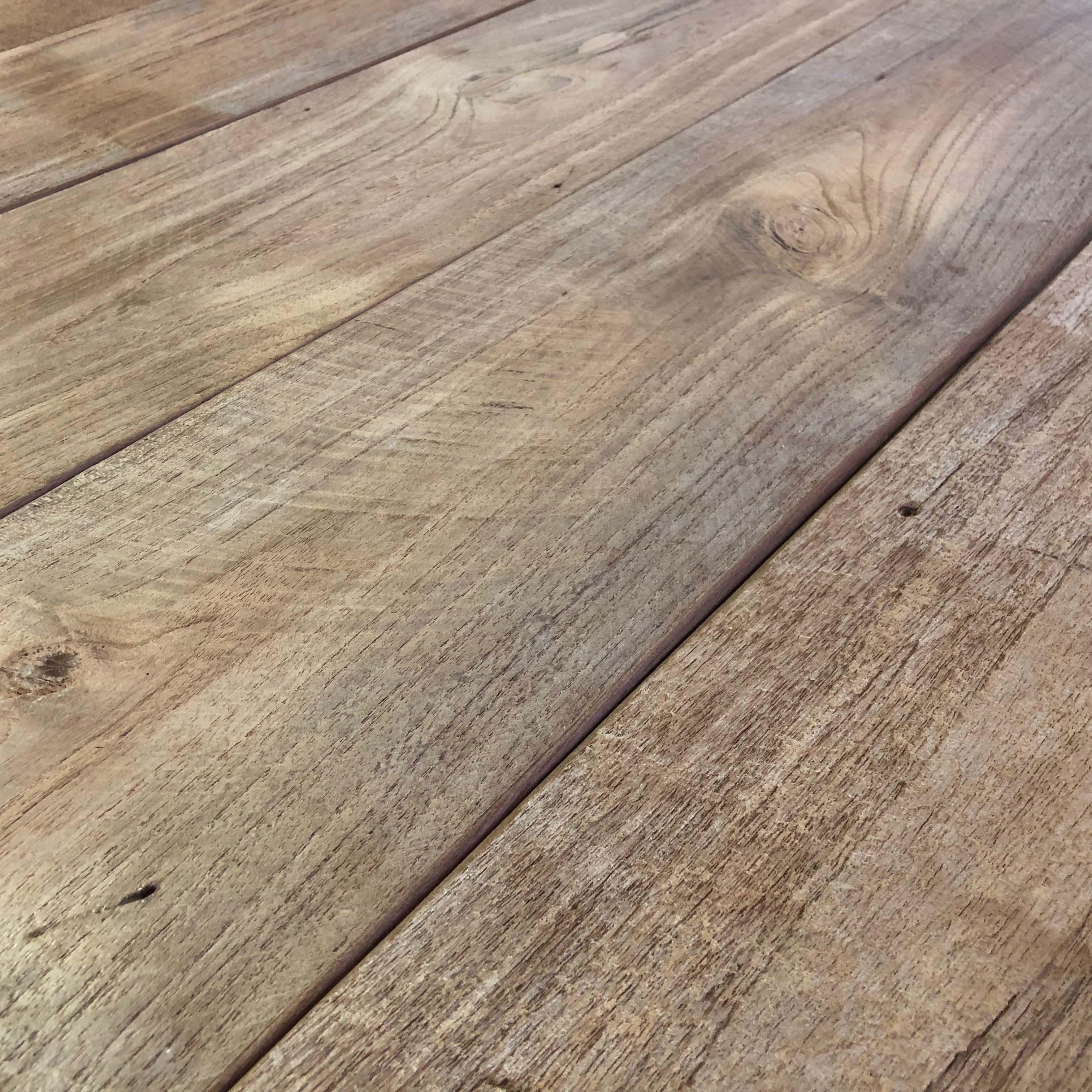 bright patina siding - Reclaimed Teak Siding