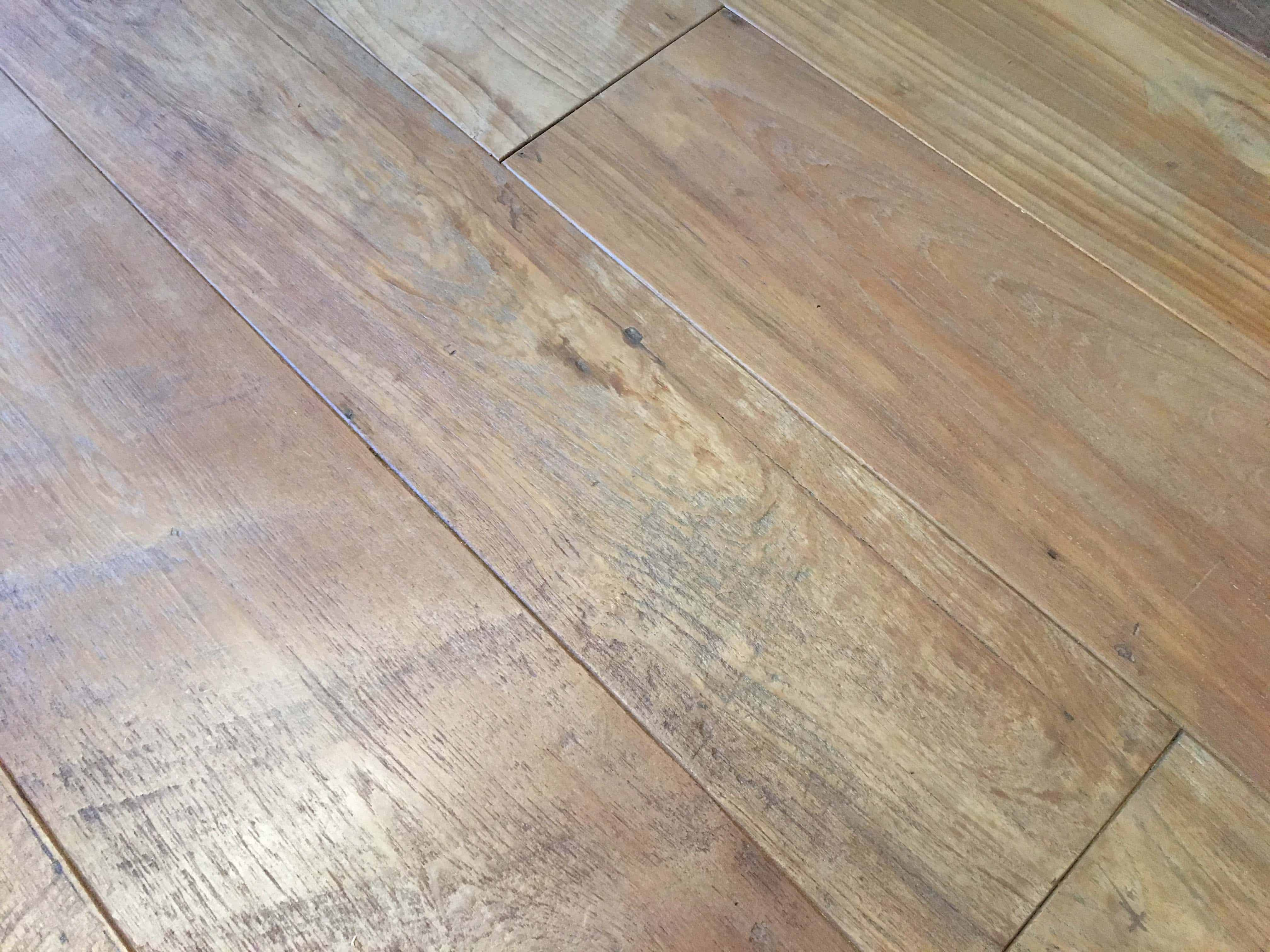 classico patina detail - Reclaimed Teak Flooring