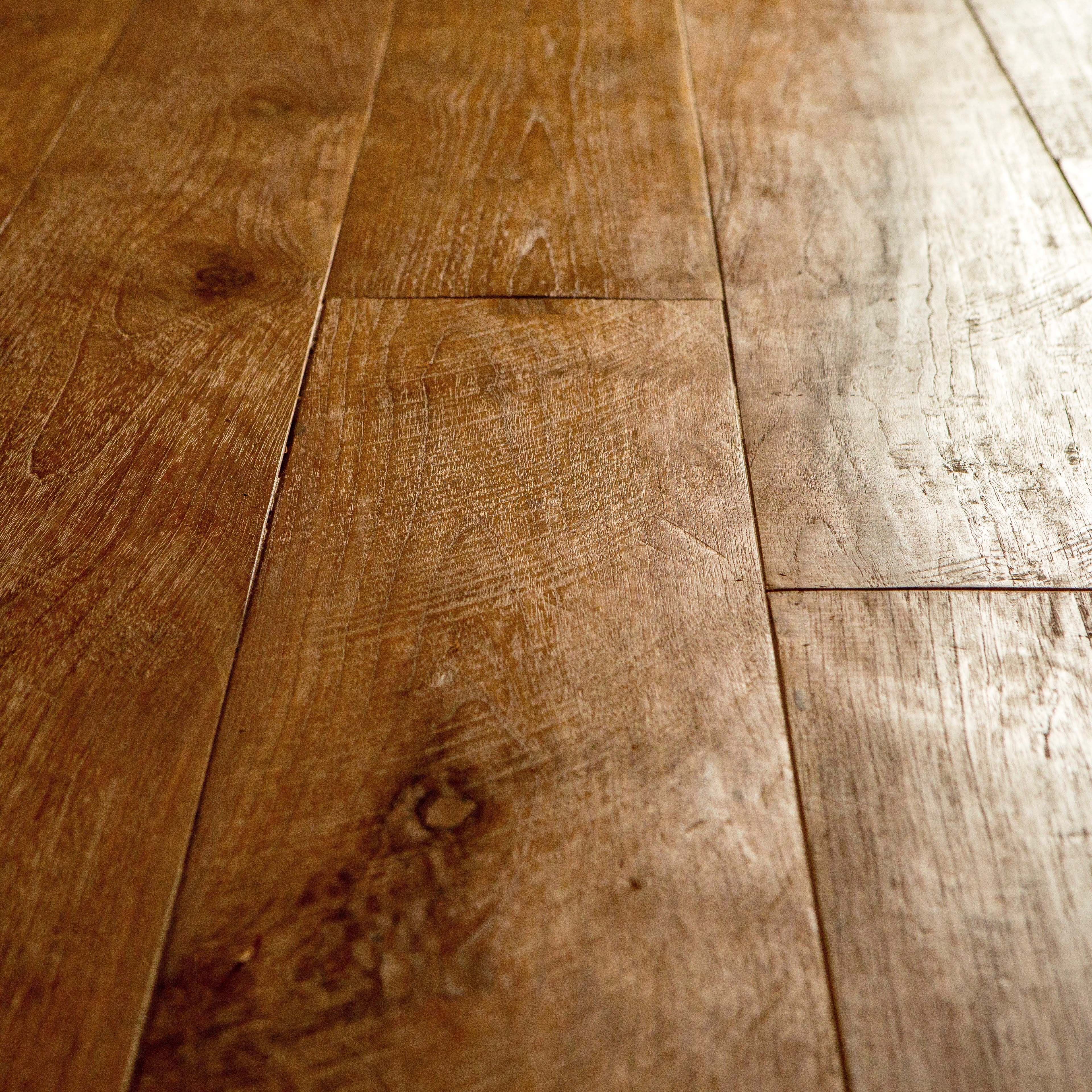 classico patina wax finish3 - Reclaimed Teak Flooring