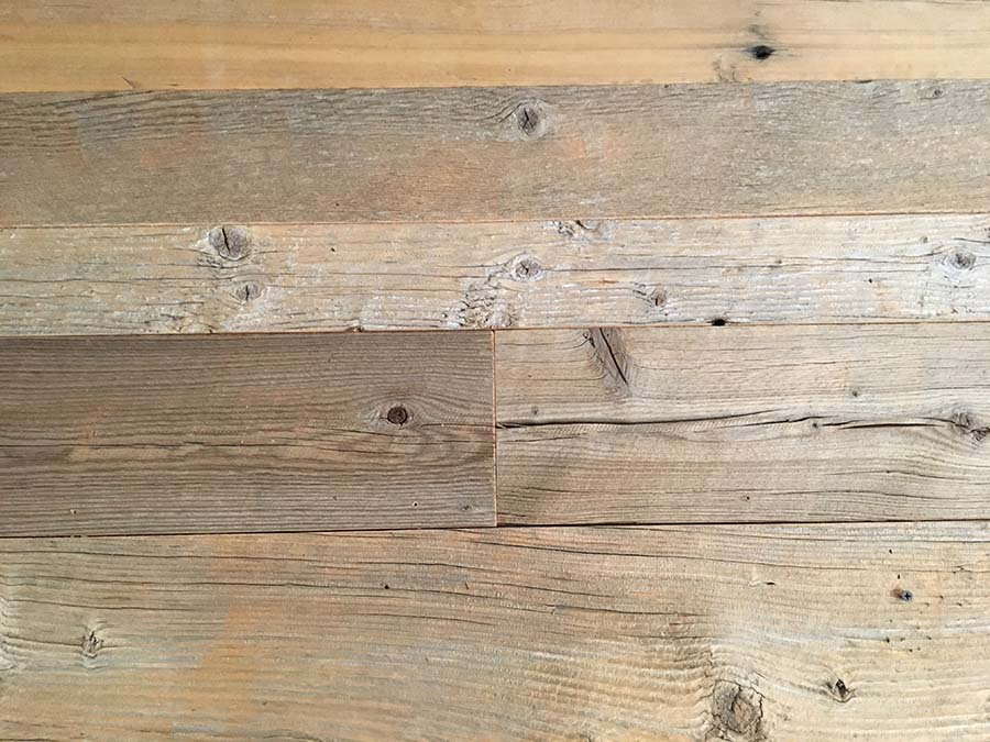 driftwood gray board planking 10 - Reclaimed Planking Gray Board