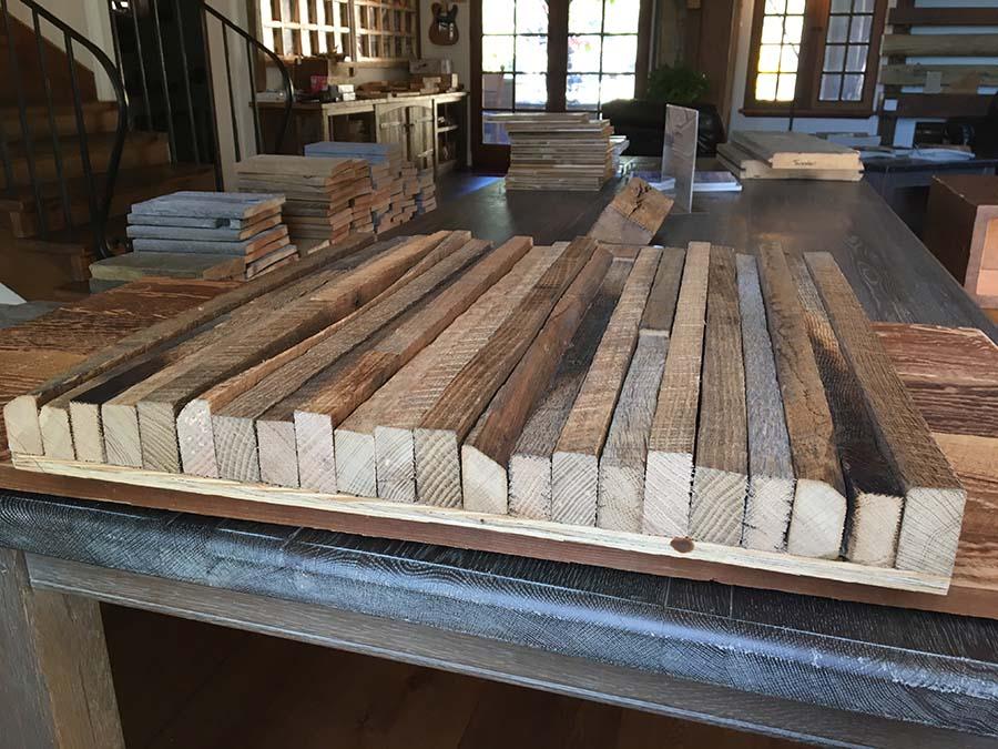 edge cut oak04 - Reclaimed Planking Barn Oak