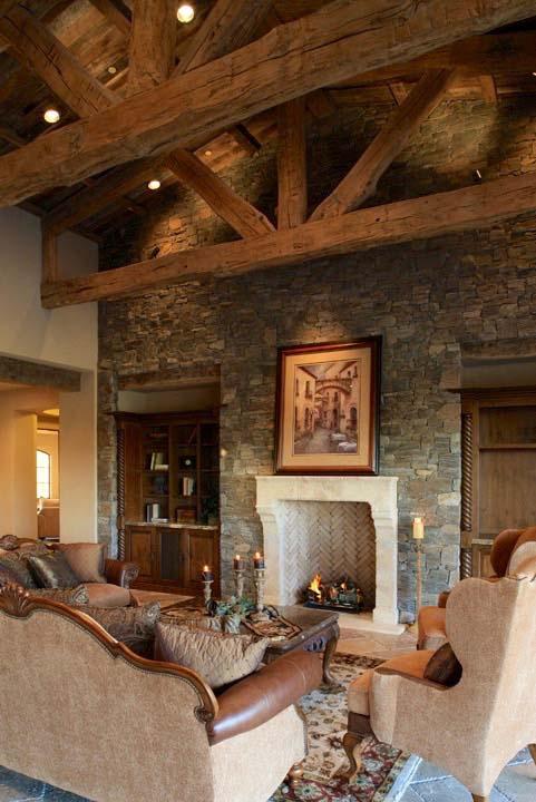 edge hardwood beams07 - Reclaimed Hardwood Barn Timbers