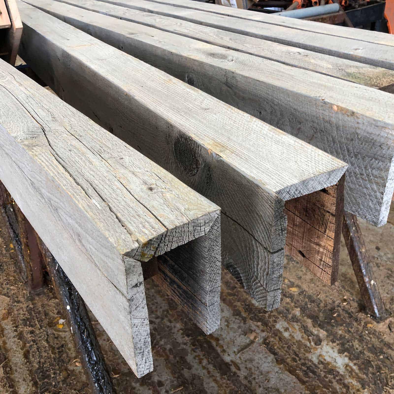 gray board box beams - Box Beam Fabrication