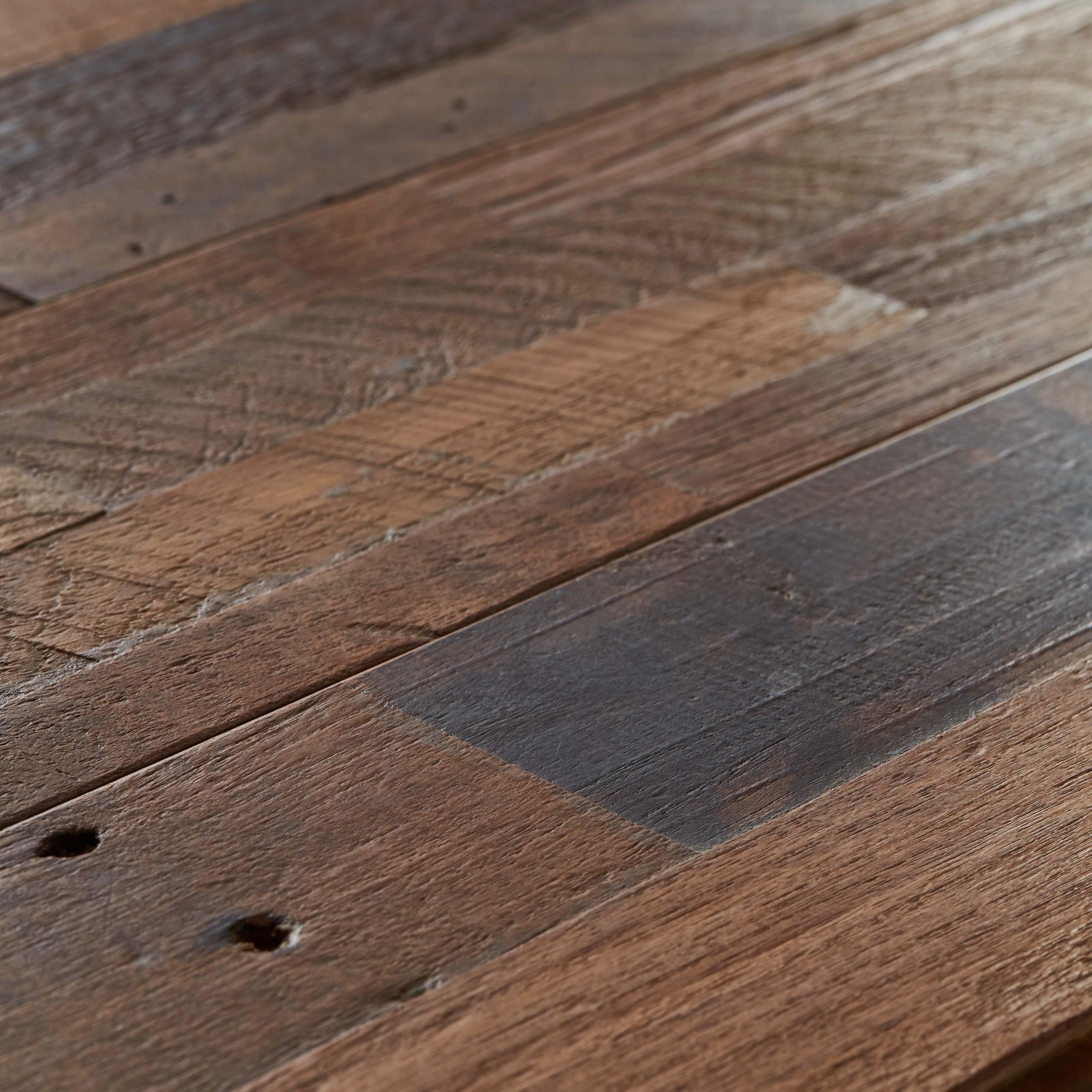 multistrip patina finish - Reclaimed Teak Flooring