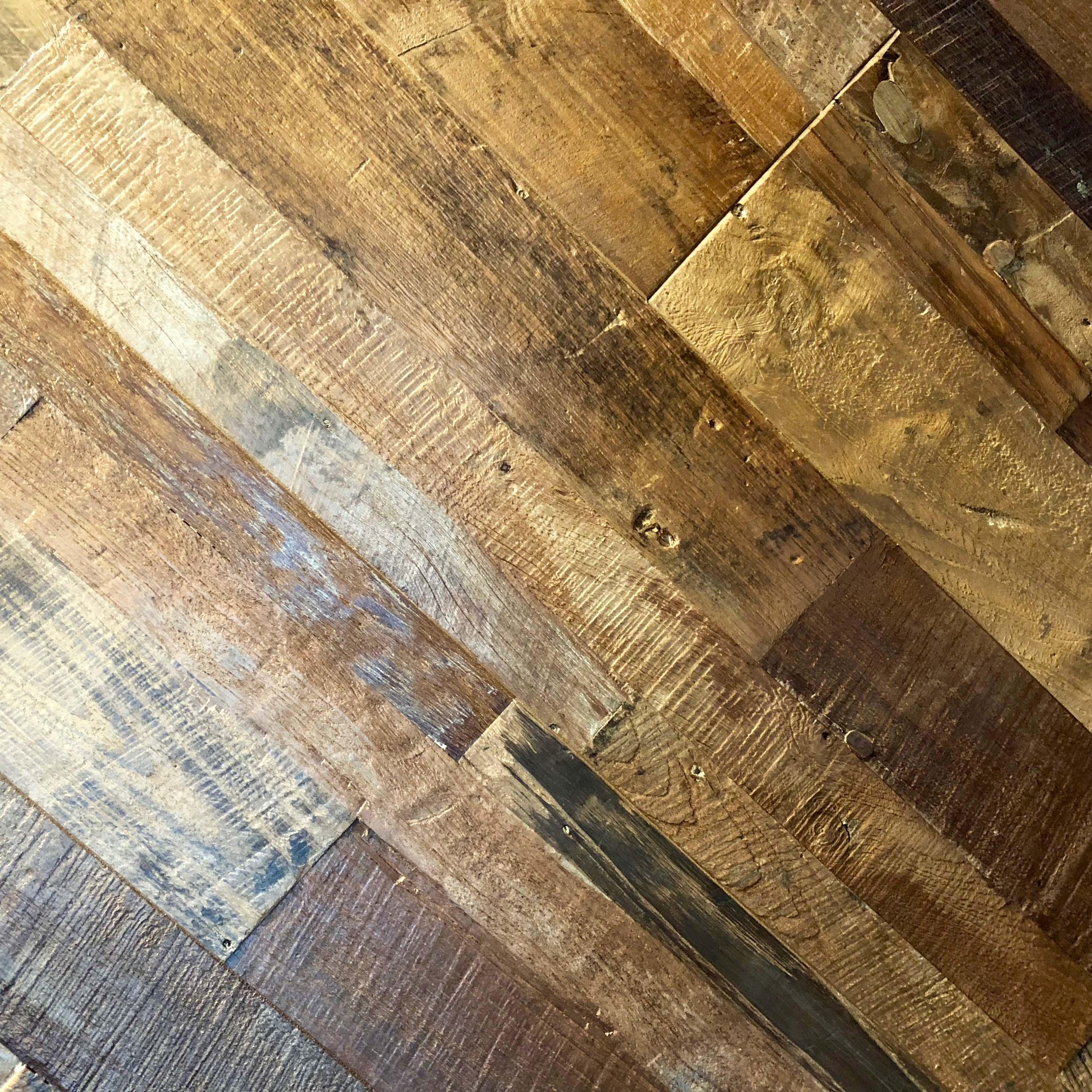 multistrip patina tab - Reclaimed Teak Flooring