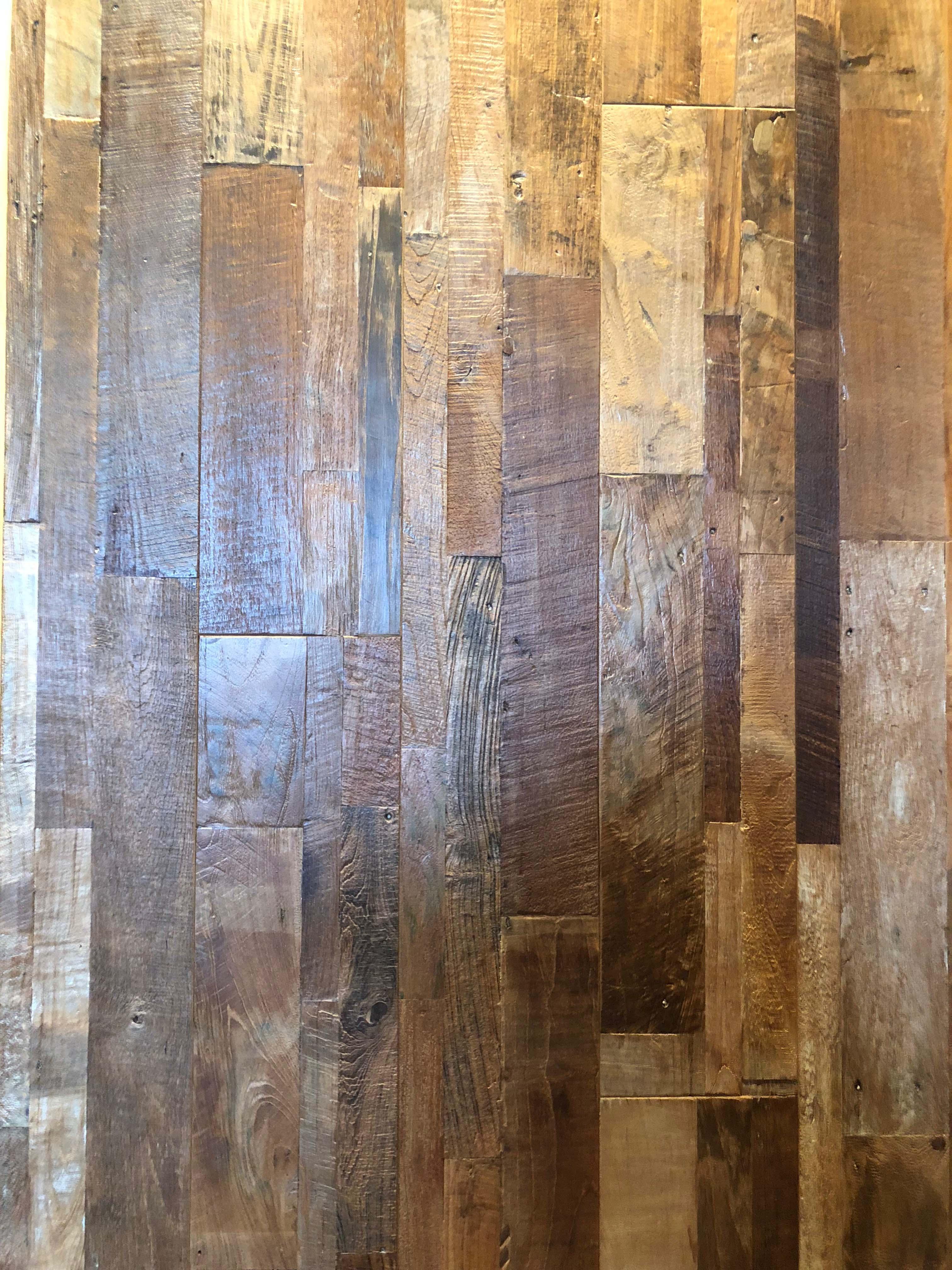 multistrip patina teak - Reclaimed Teak Flooring
