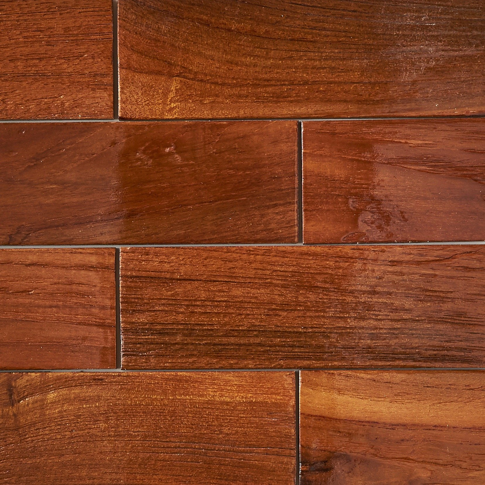 natural resin finish 11 - Teak Tile - Subway