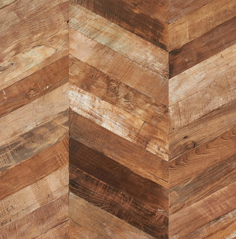 parquet chevron - Reclaimed Teak Flooring