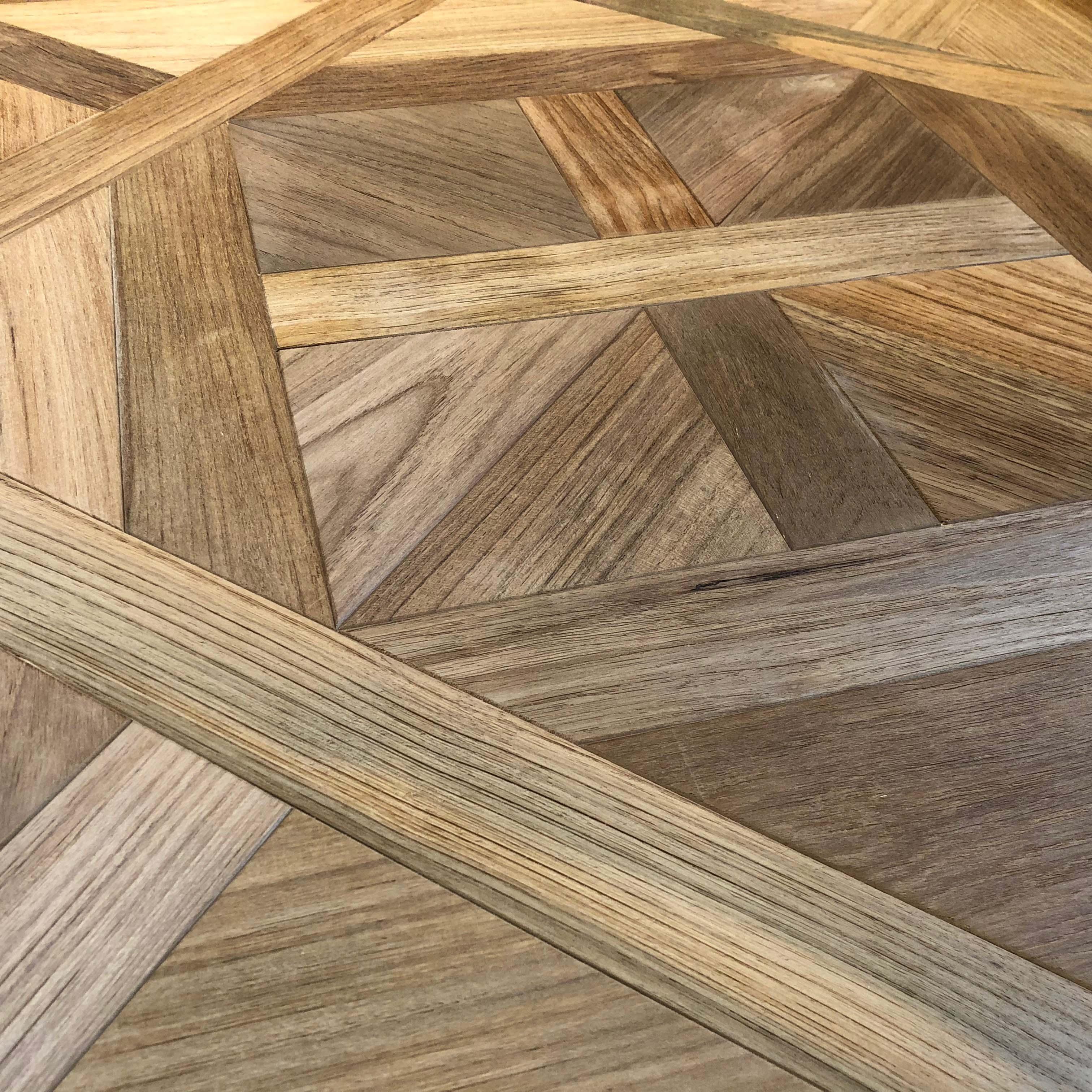 parquet flooring - Reclaimed Teak Flooring