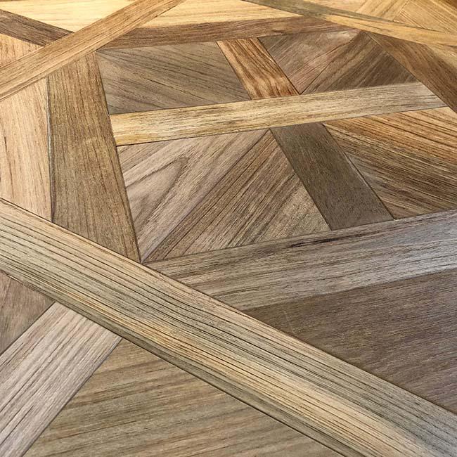 parquet flooring06 - Reclaimed Custom Parquet Flooring