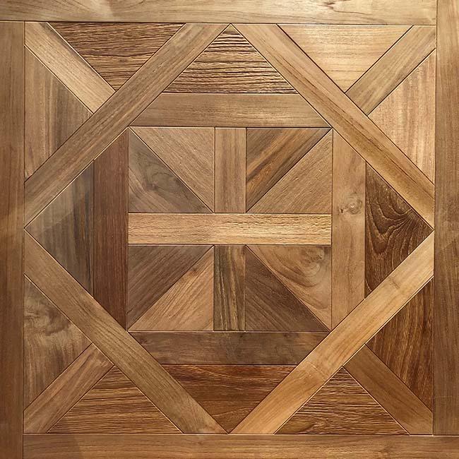 parquet flooring08 - Reclaimed Custom Parquet Flooring