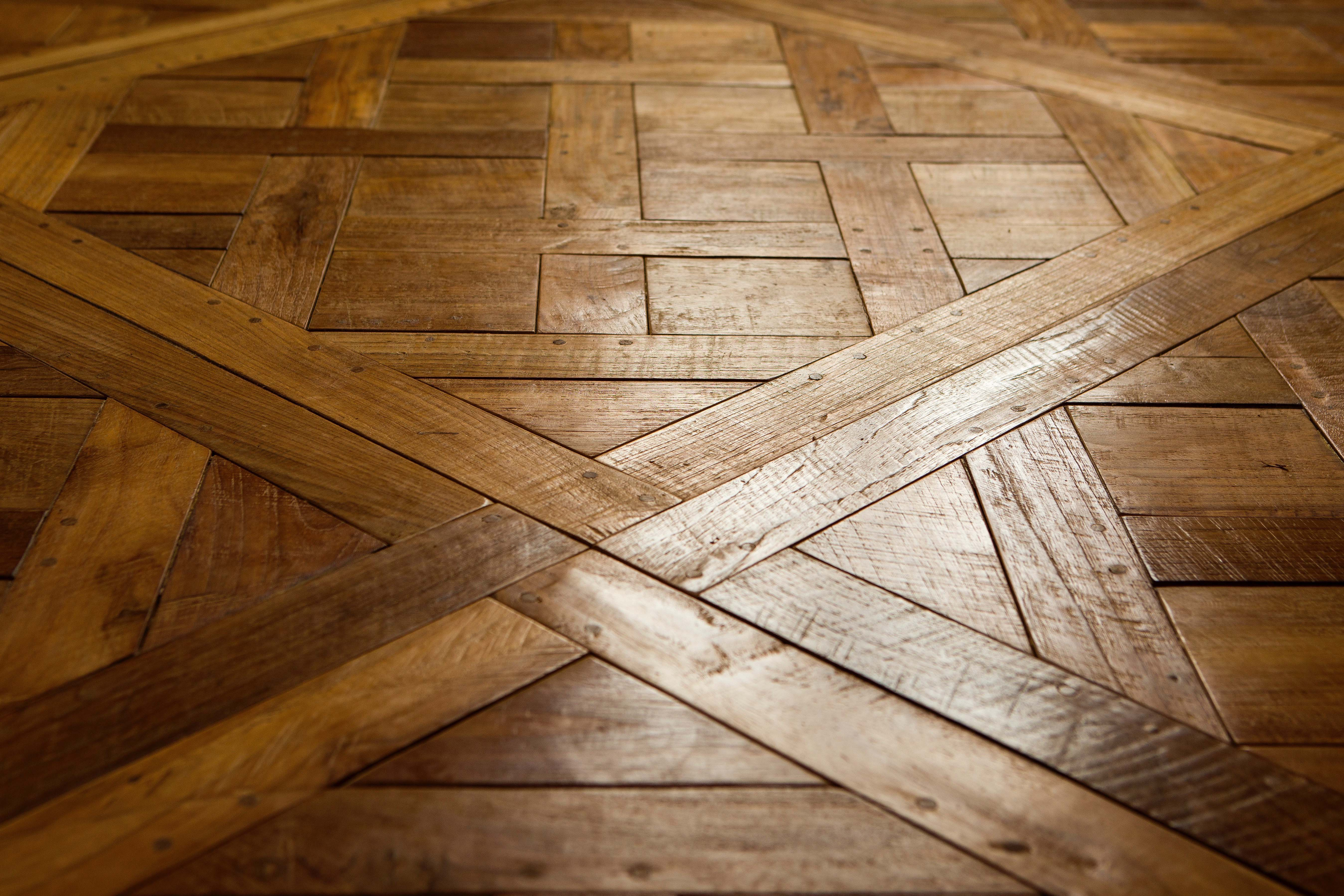 parquet versaille2 - Reclaimed Teak Flooring