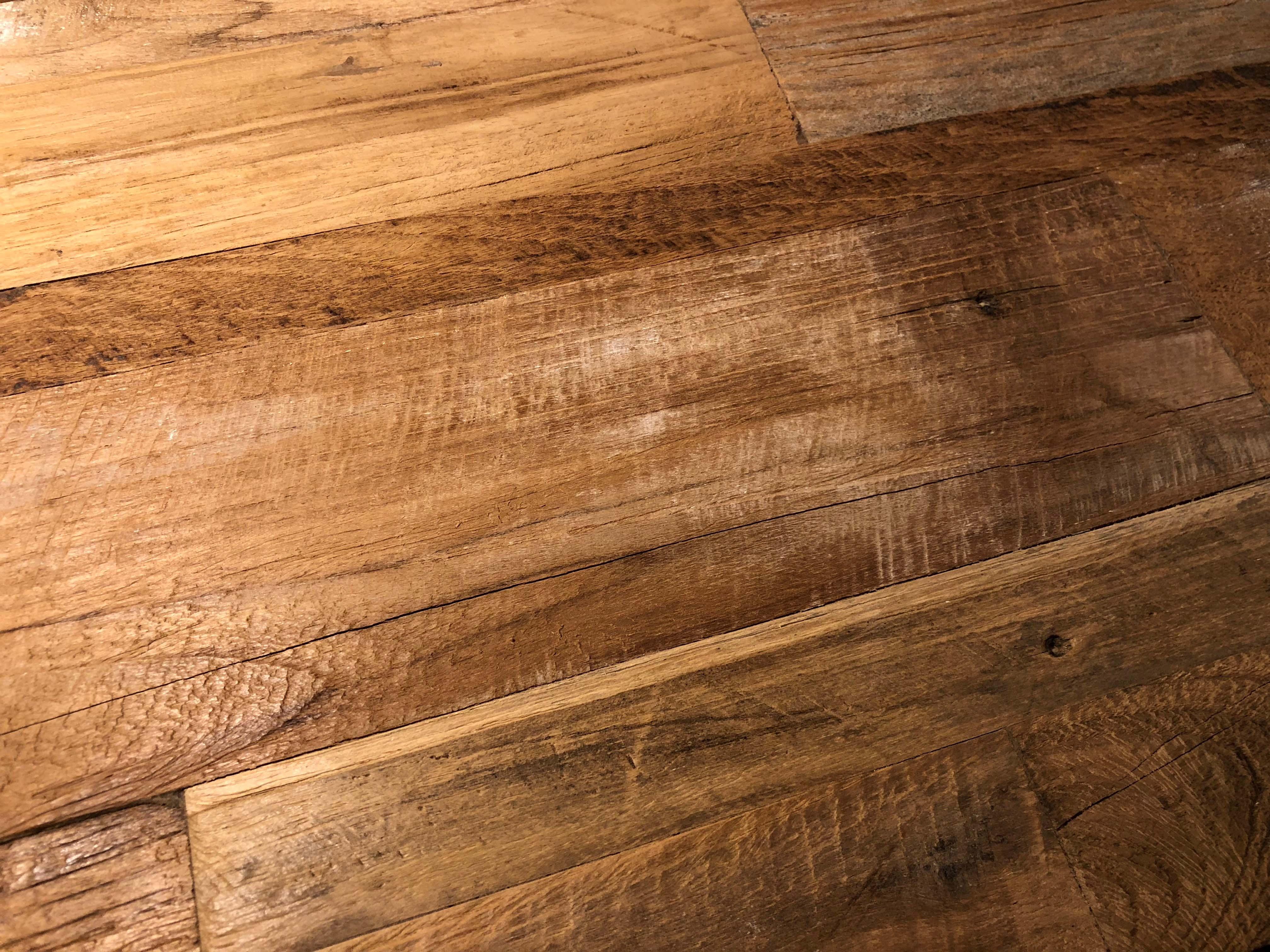 patina detail 1 - Reclaimed Teak Plywood Panels