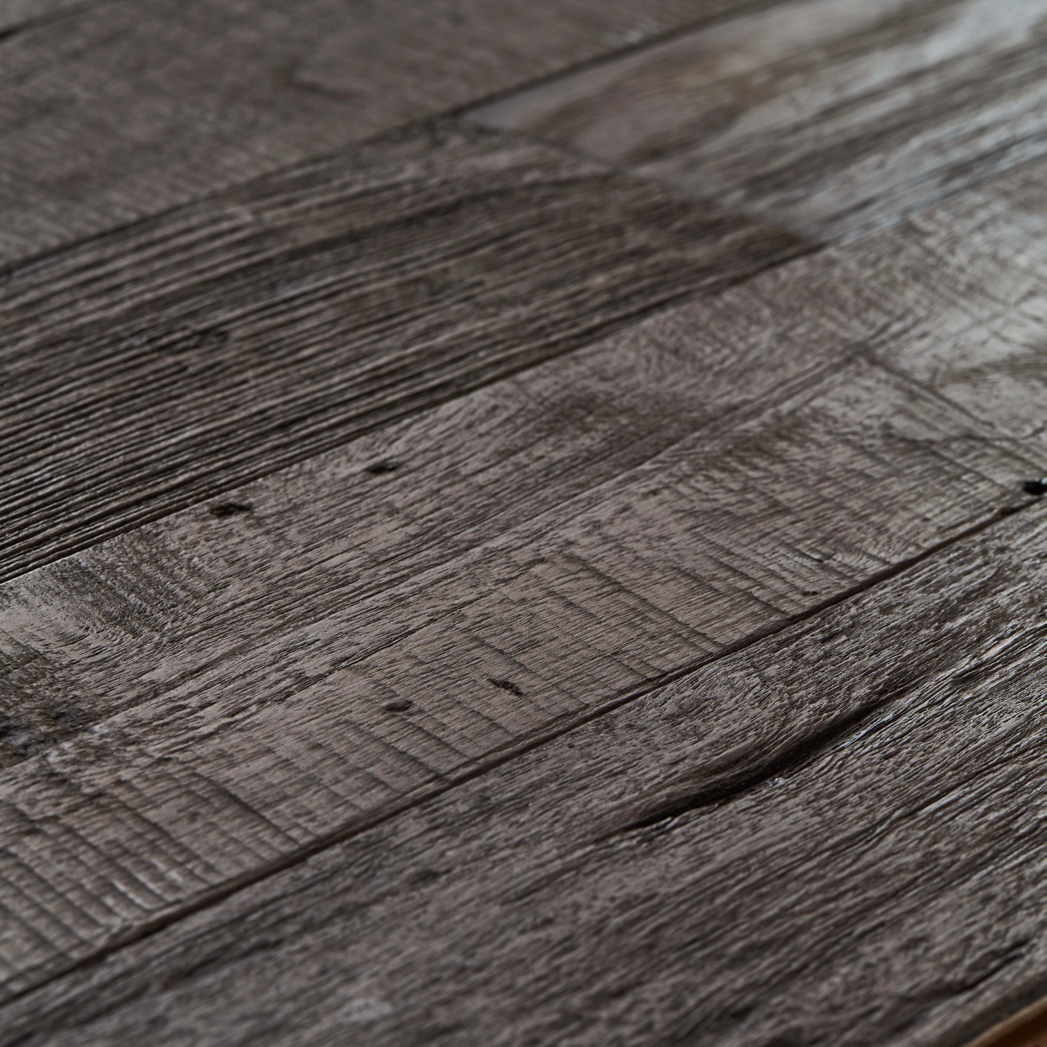 patina detail - Reclaimed Teak Flooring