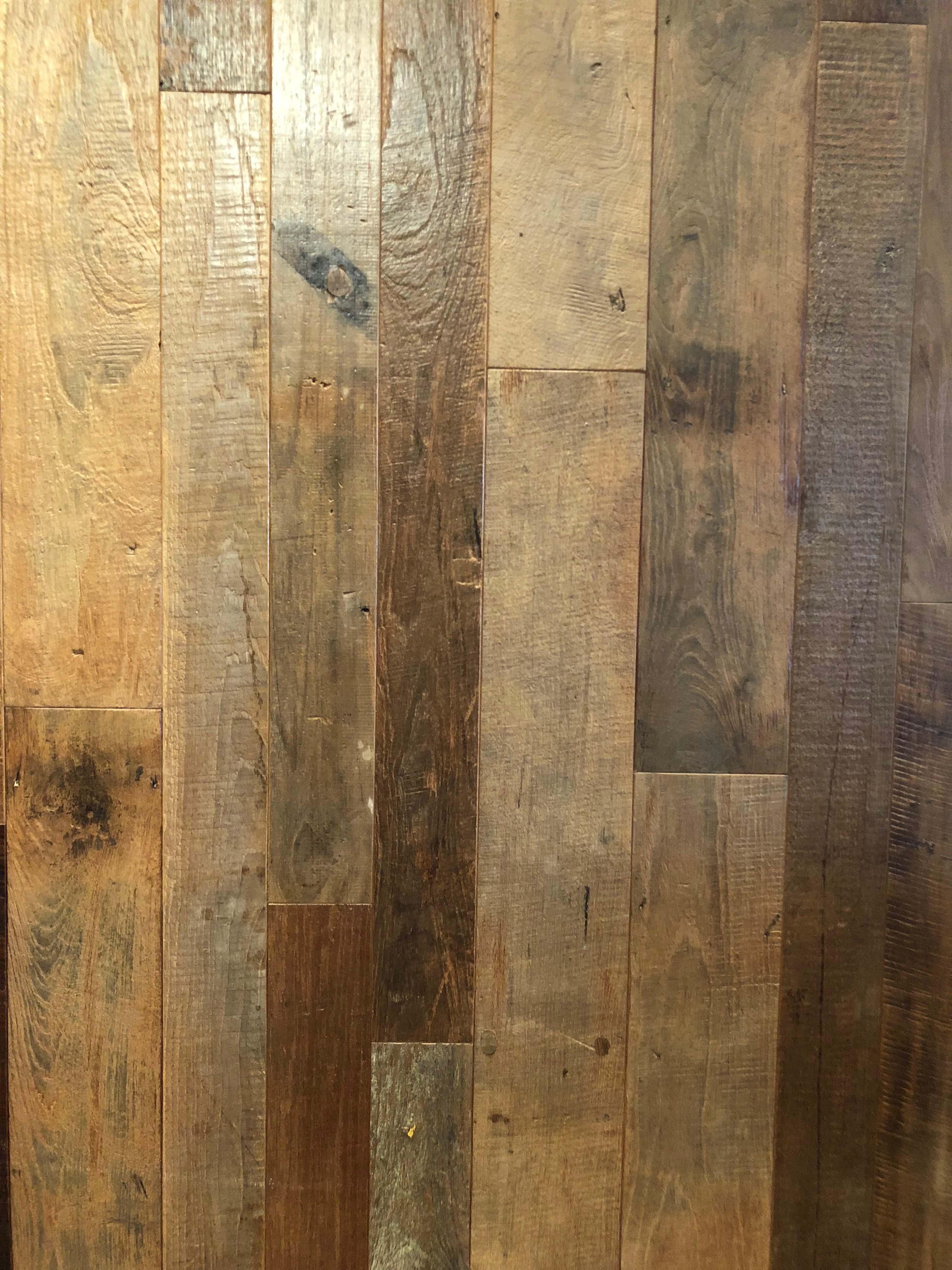 patina flooring - Reclaimed Teak Flooring