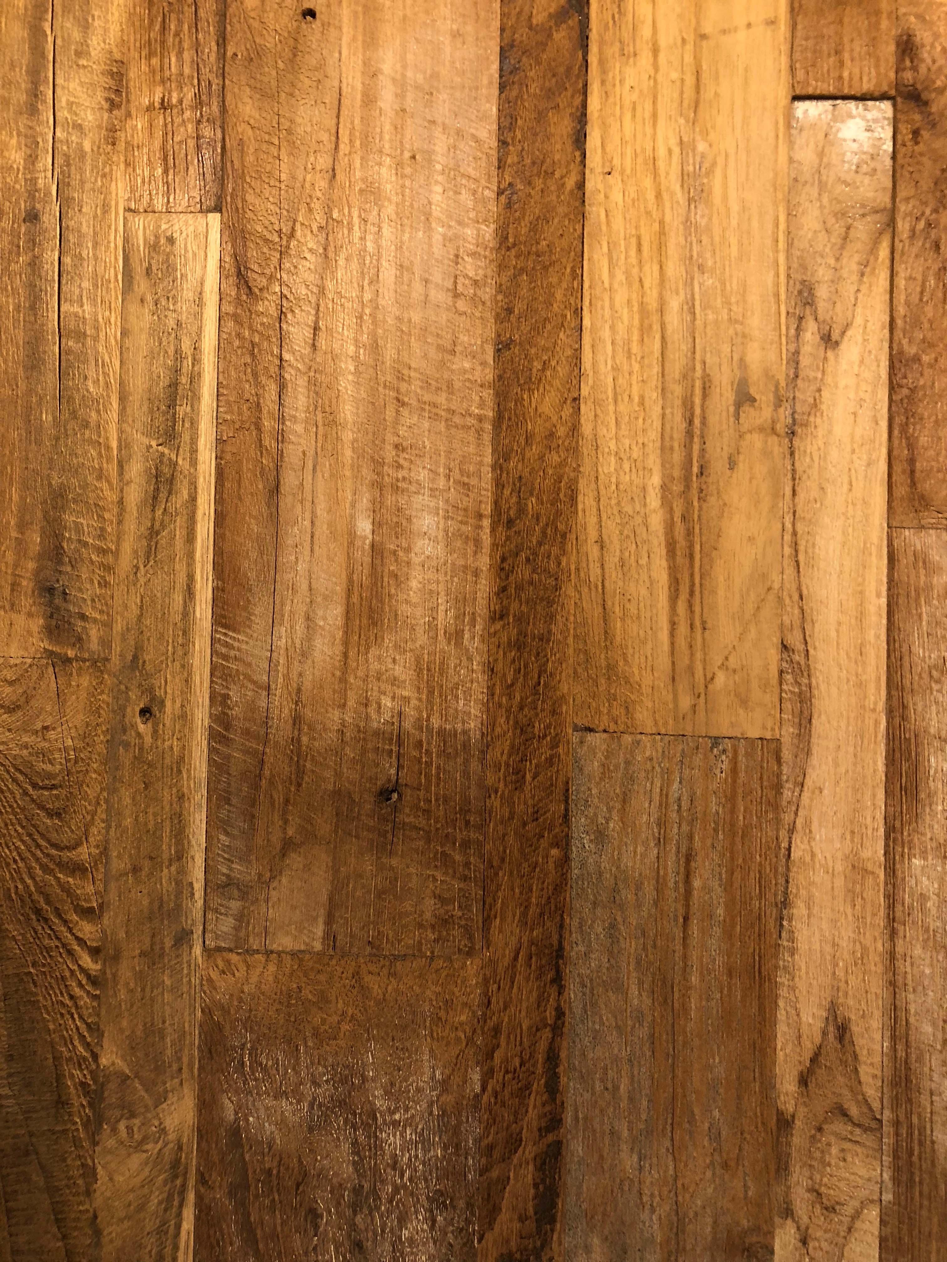 patina plywood - Reclaimed Teak Plywood Panels
