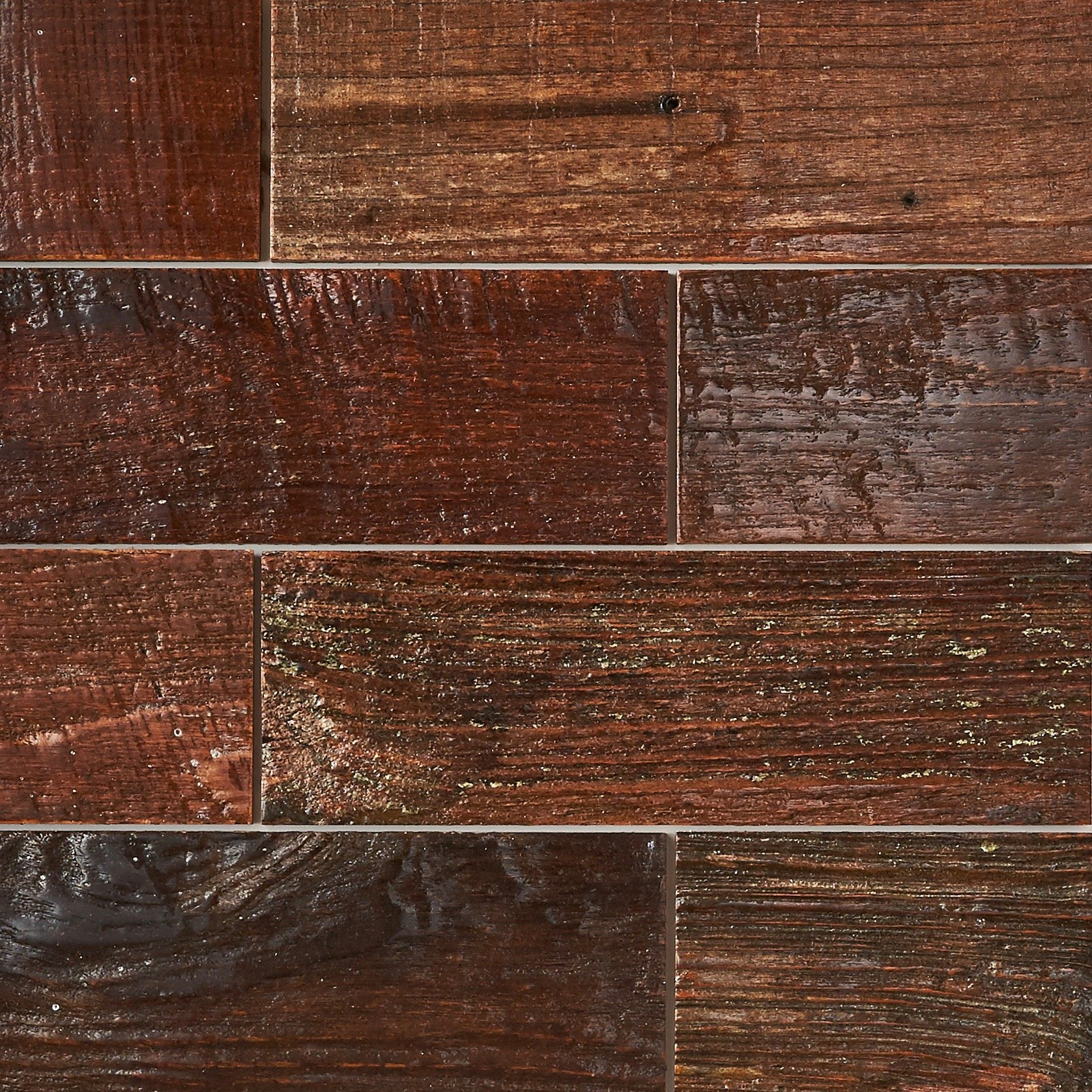 patina resin finish 10 - Teak Tile - Subway