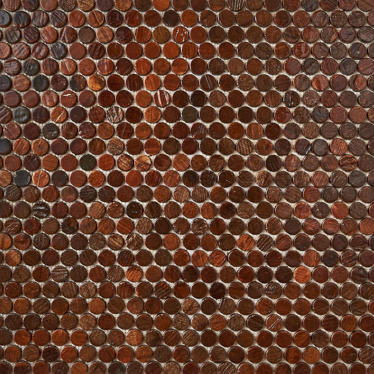 patina resin finish 2 - Teak Tile - Bead