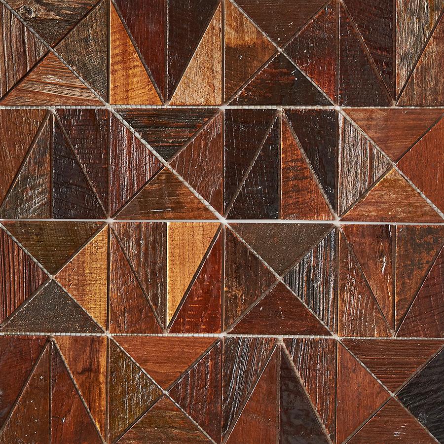 patina resin finish 5 - Teak Tile - Rune