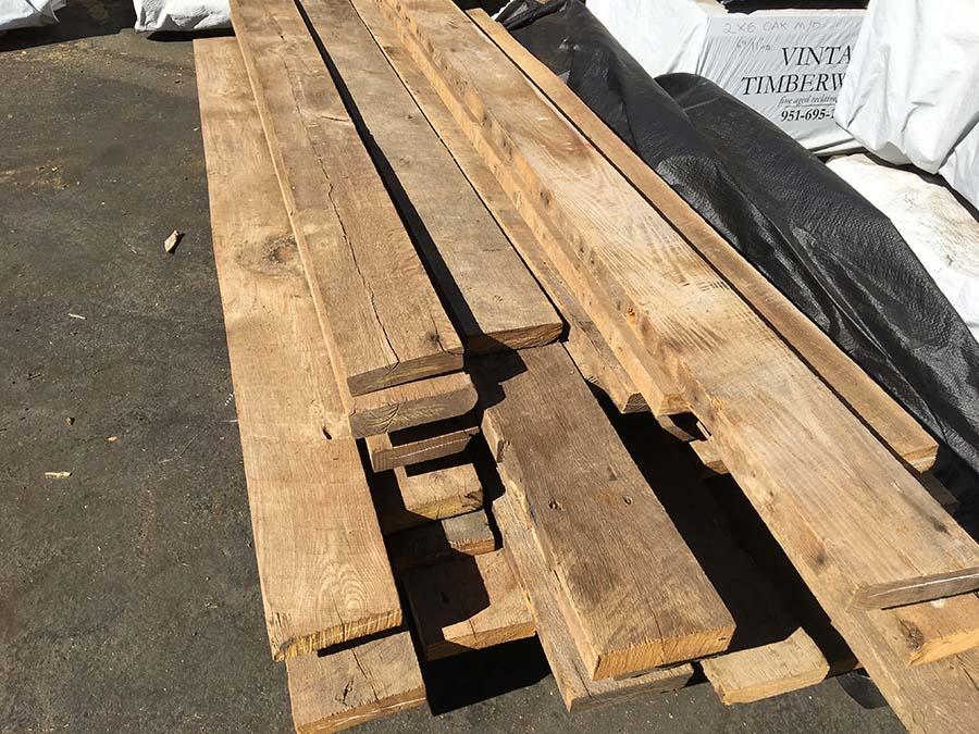 plank as is oak - Reclaimed Planking Barn Oak