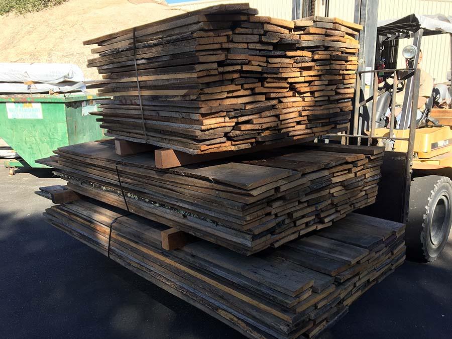 plank as is oak05 - Reclaimed Planking Barn Oak