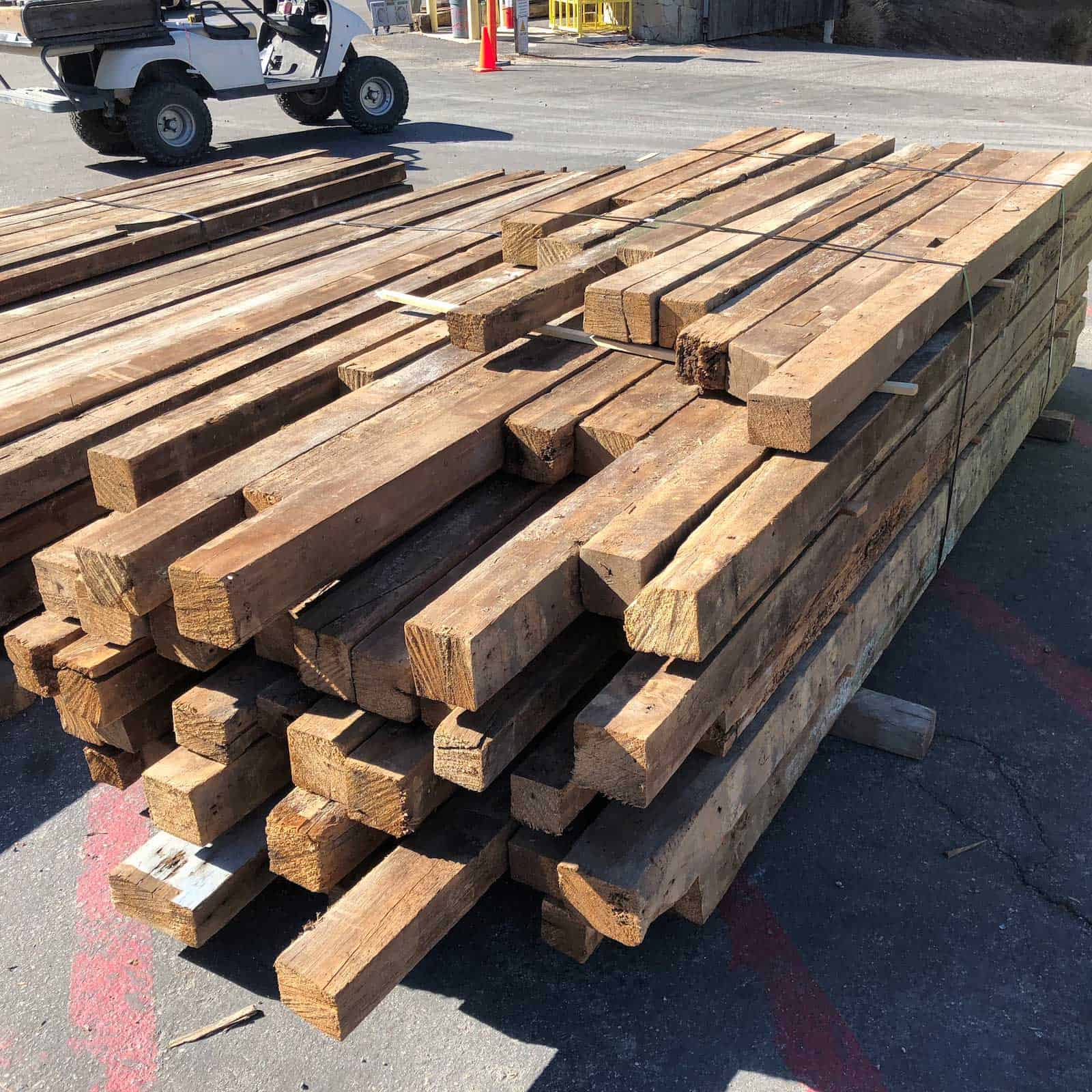 reclaimed 4x4 poplar 303 - Specials