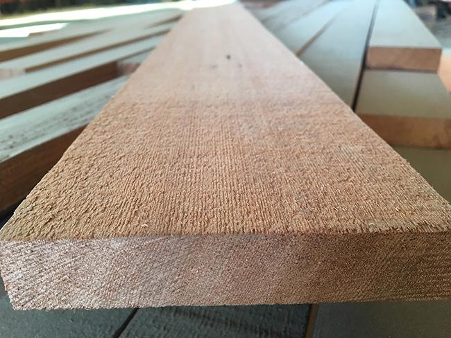 resawn redwood07 - Reclaimed Planking Redwood