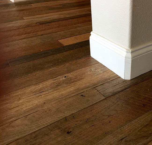 rustic chestnut flooring02 - Reclaimed Chestnut