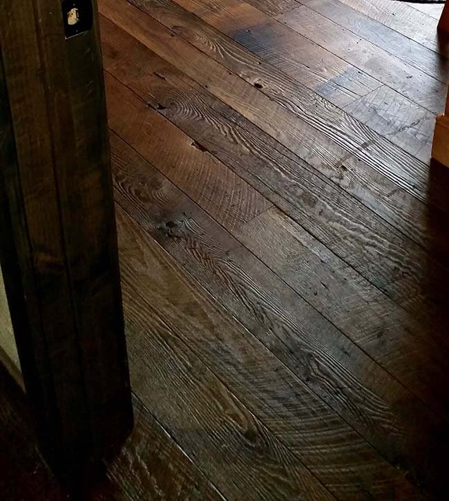 rustic chestnut flooring04 - Reclaimed Chestnut
