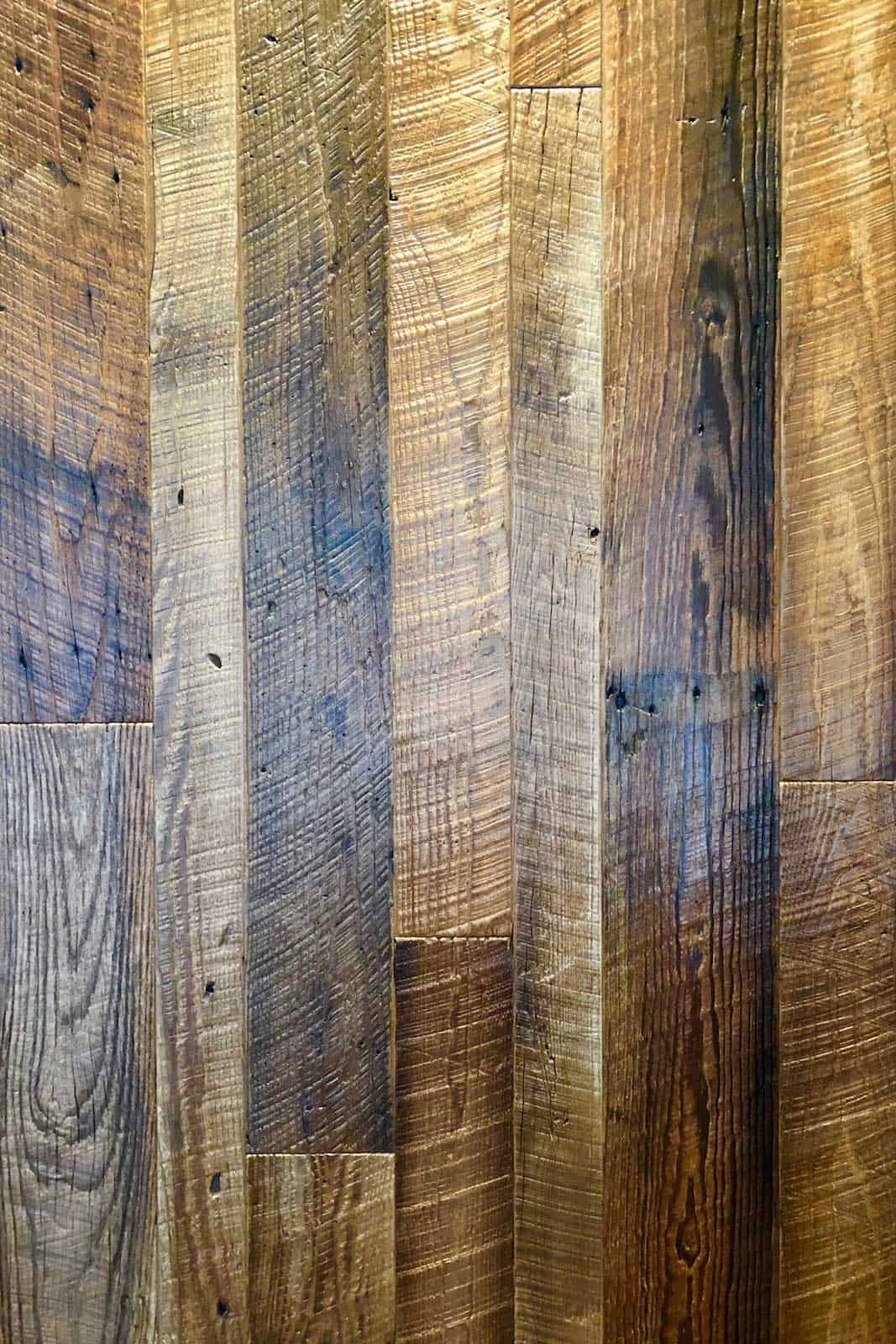 rustic chestnut - Reclaimed Chestnut