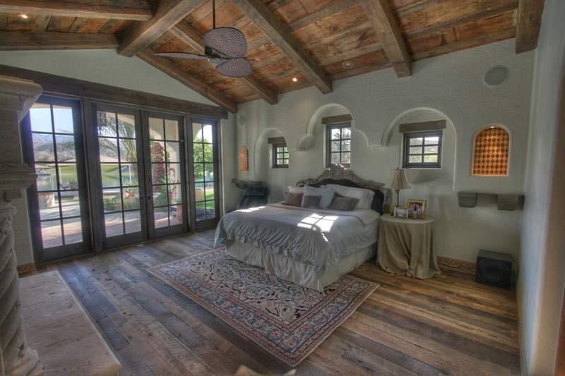 sanded douglas fir ceiling decking - Reclaimed Planking Douglas Fir