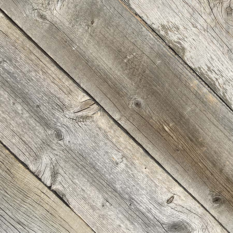 sanded gray board planking - Reclaimed Planking Gray Board