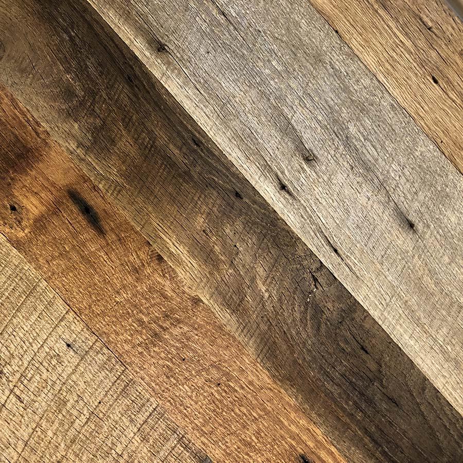 sanded plank oak - Reclaimed Planking Barn Oak