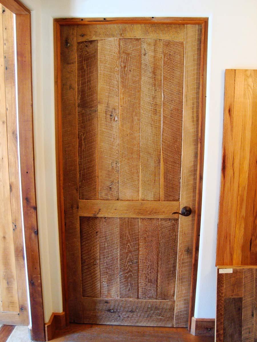 sanded plank oak04 - Reclaimed Planking Barn Oak
