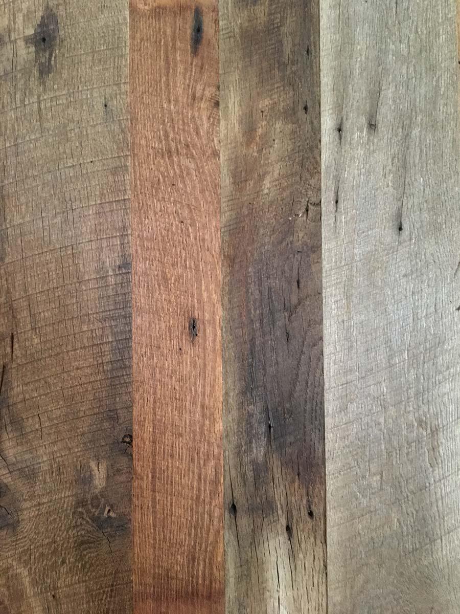 sanded plank oak21 - Reclaimed Planking Barn Oak