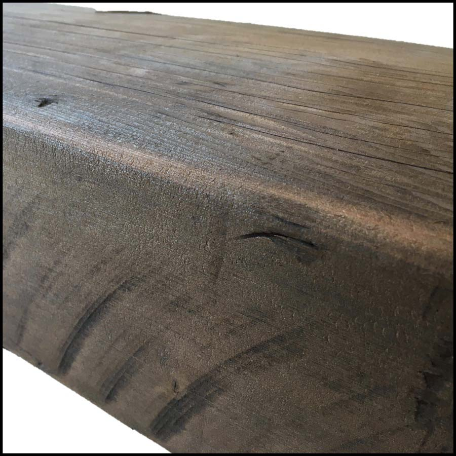 sanded redwood beams03 - Vintage Reclaimed Redwood