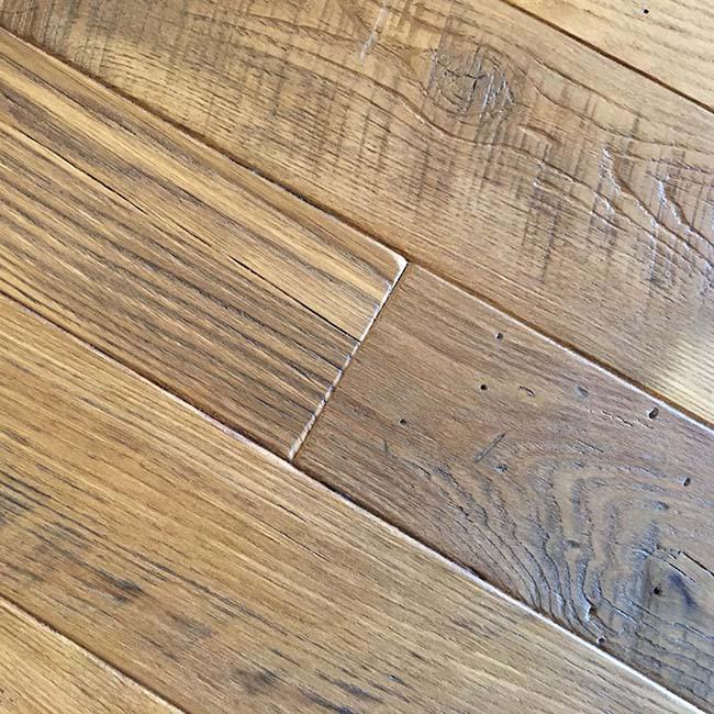 semi chestnut flooring - Reclaimed Chestnut