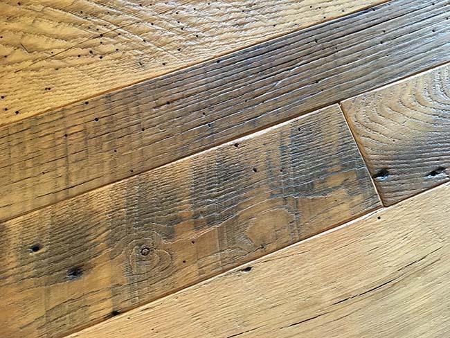 semi chestnut flooring04 - Reclaimed Chestnut
