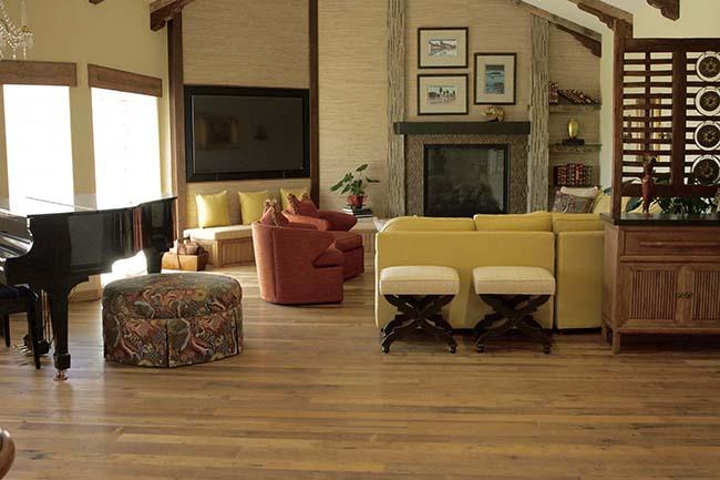 semi chestnut flooring05 - Reclaimed Chestnut